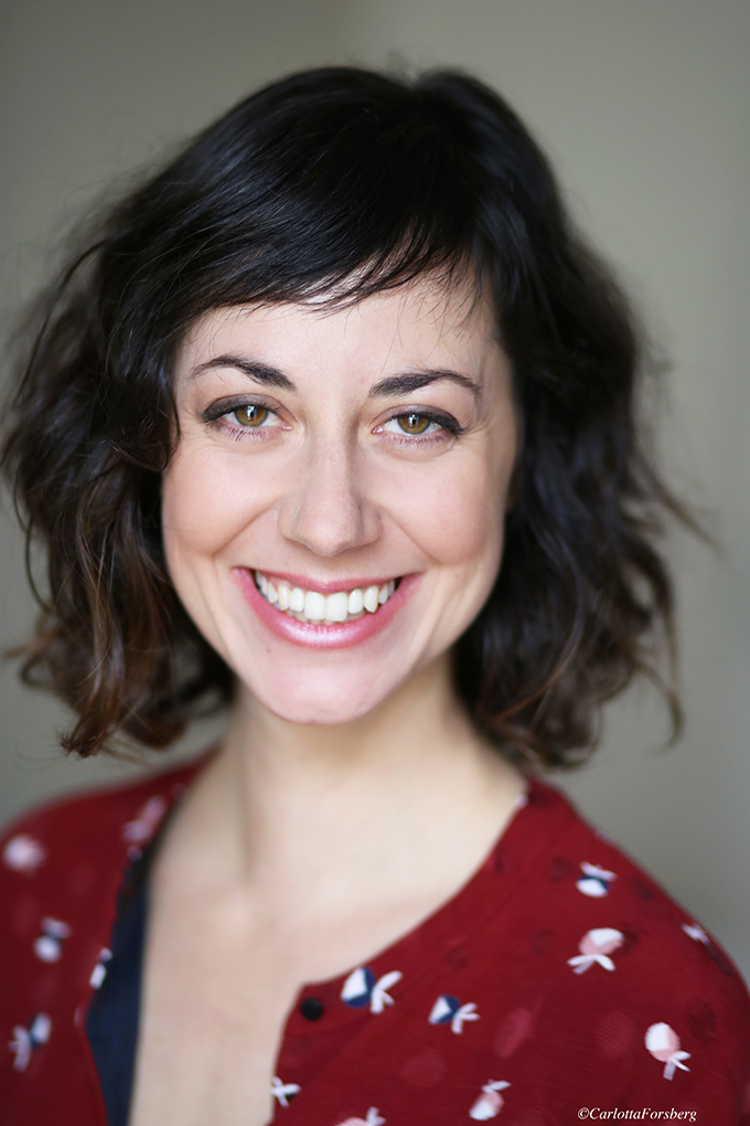 Pauline Epiney @ Carlotta Forsberg