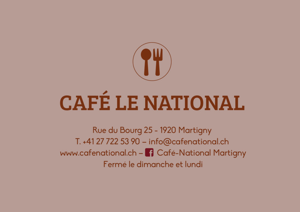 logo cafe le national