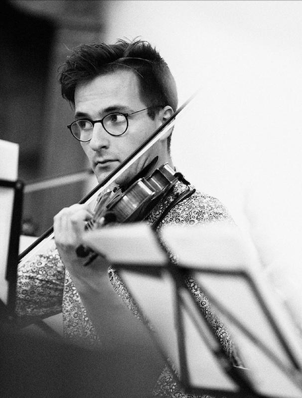 Achille Vocat © Claude Dussez