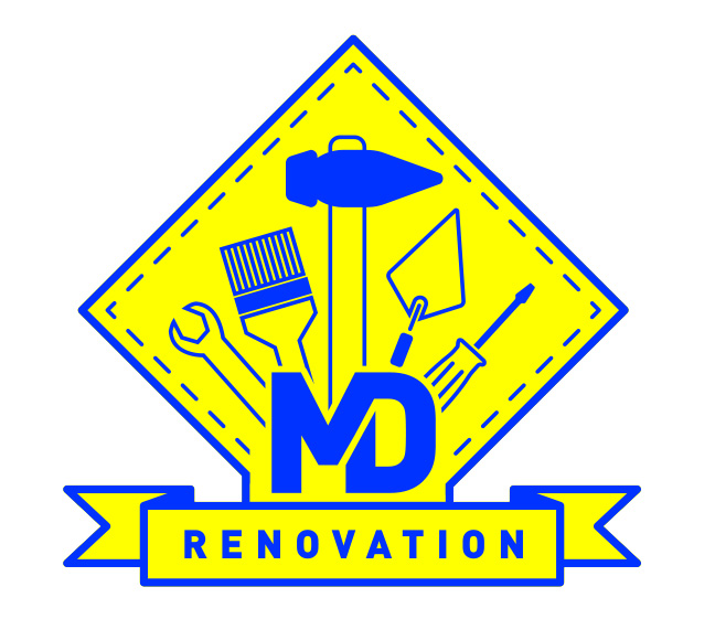 logo MD renovation