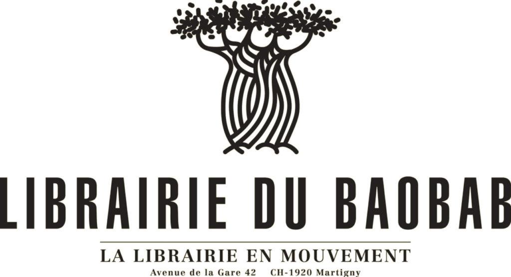 logo libraire baobab