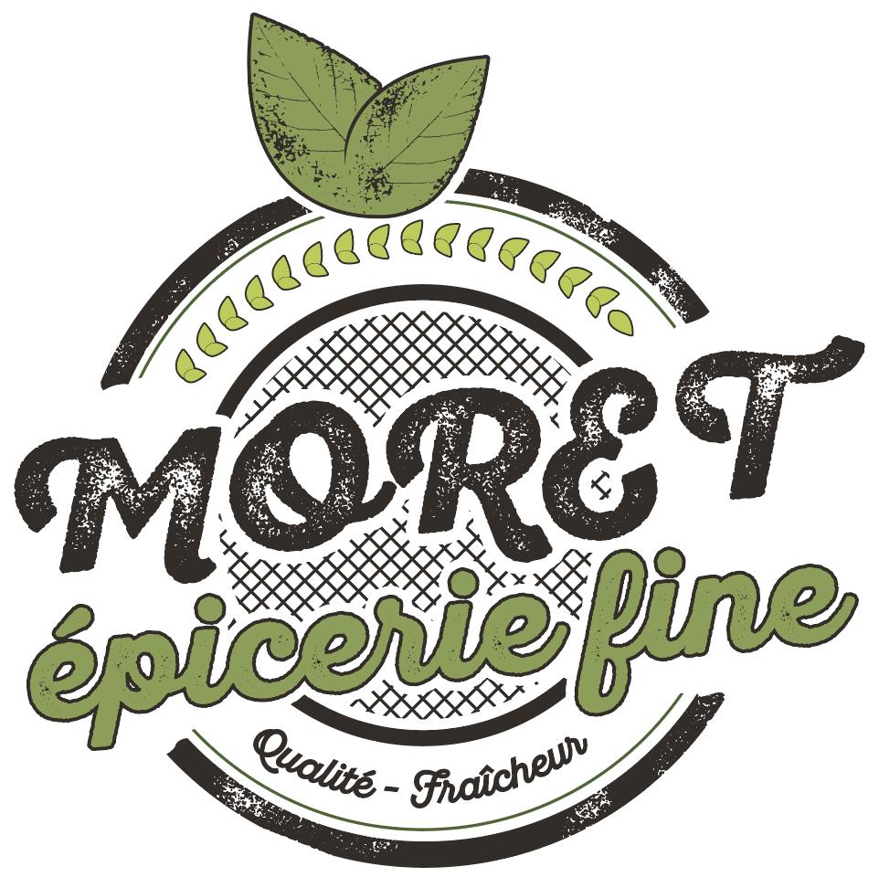 logo moret epicerie