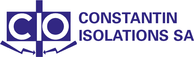 logo constantin isolation